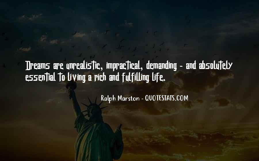 A Rich Life Quotes #527185