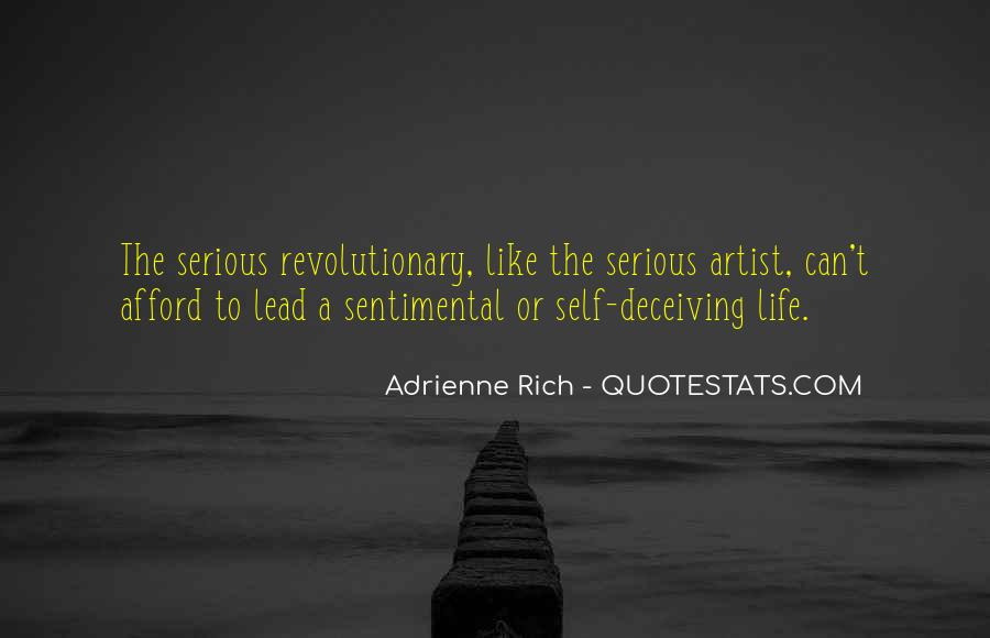 A Rich Life Quotes #88798