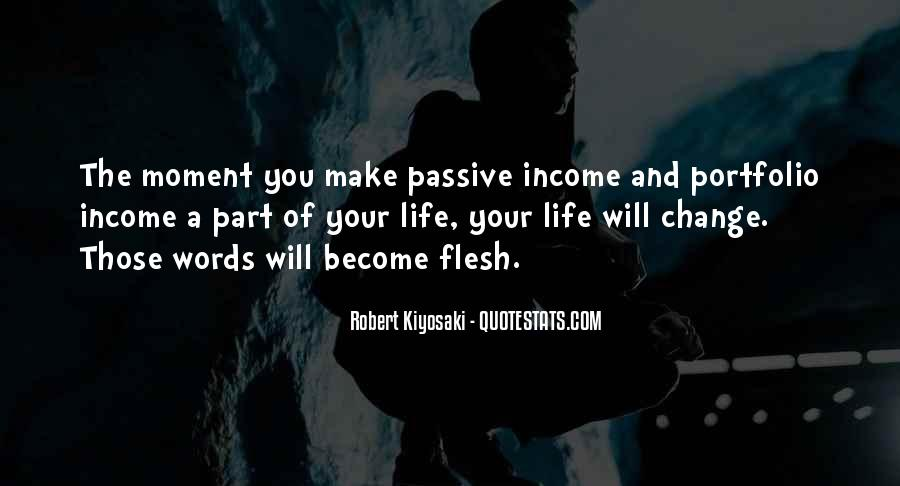 A Rich Life Quotes #9445
