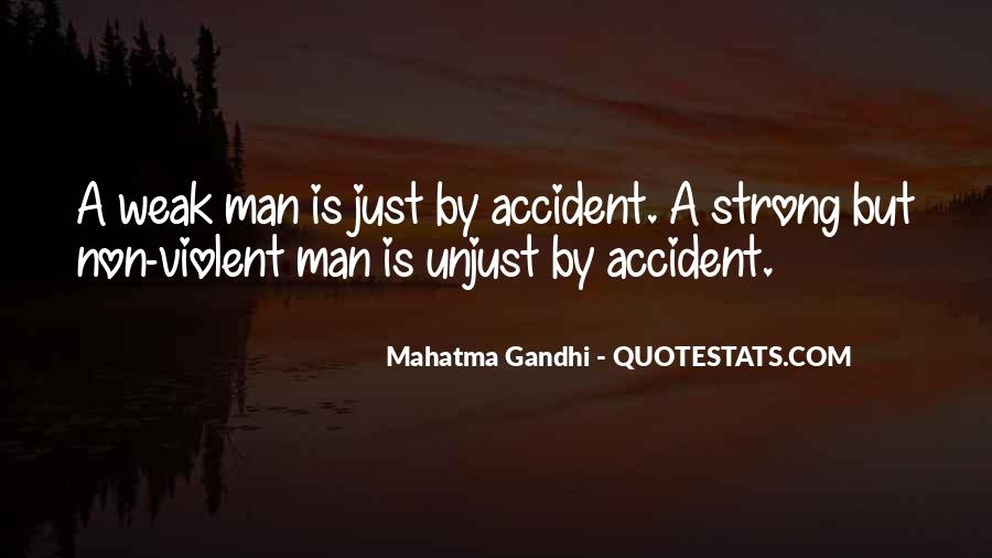 A Strong Man Is Quotes #124692