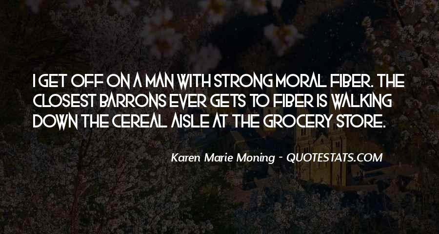 A Strong Man Is Quotes #148928