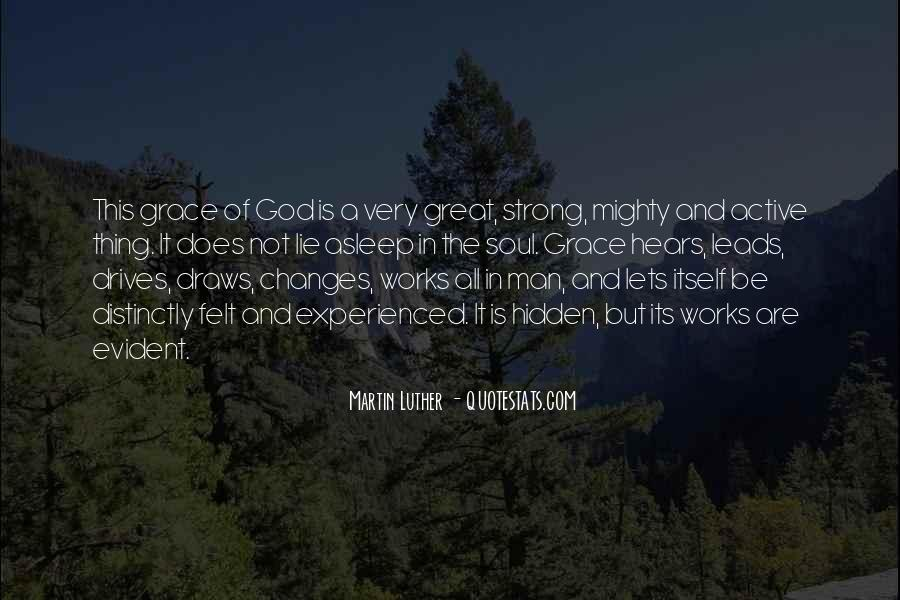 A Strong Man Is Quotes #261280