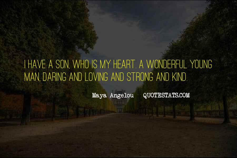 A Strong Man Is Quotes #406435
