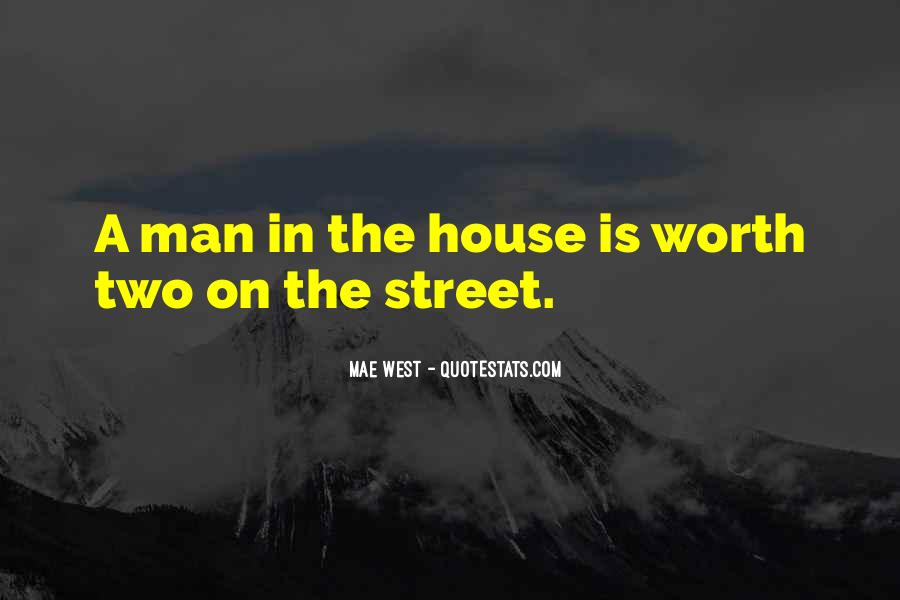 A Strong Man Is Quotes #423671