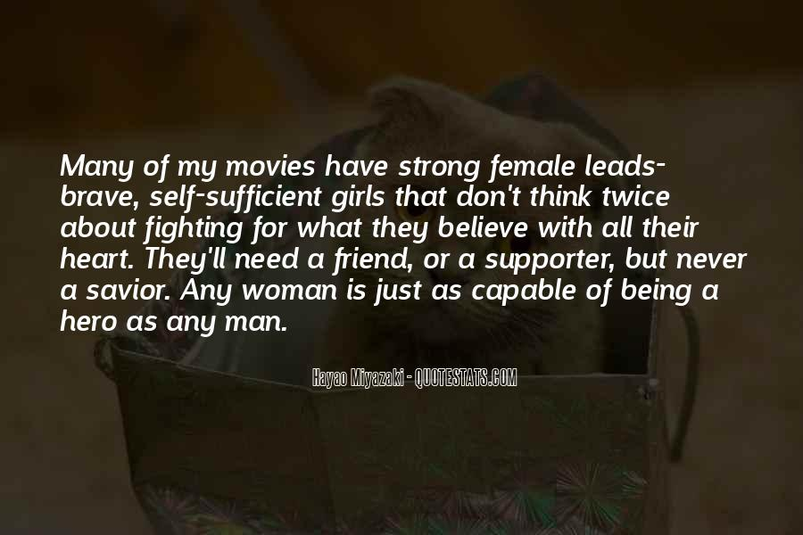 A Strong Man Is Quotes #447876
