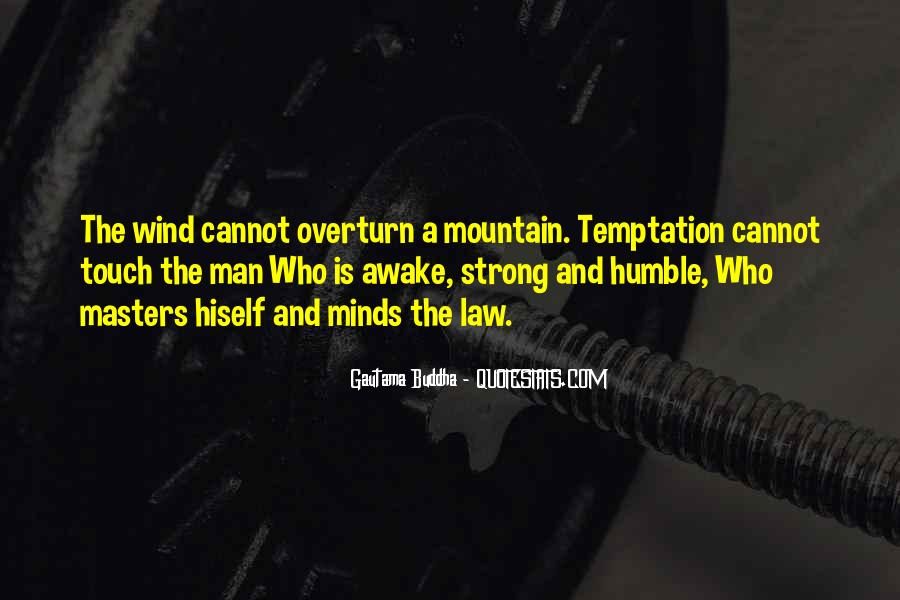 A Strong Man Is Quotes #646739