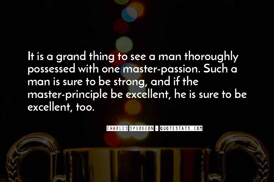 A Strong Man Is Quotes #777148