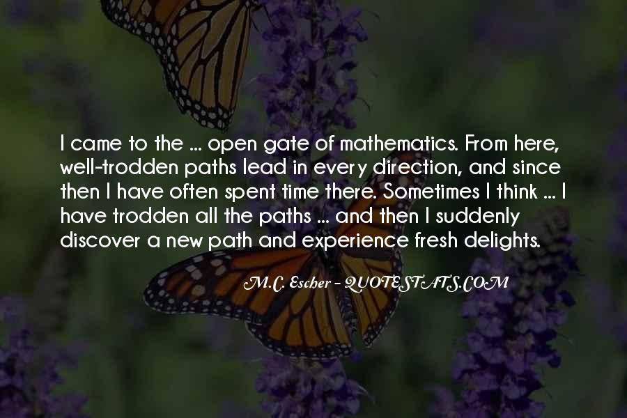 A Time Well Spent Quotes #1213185