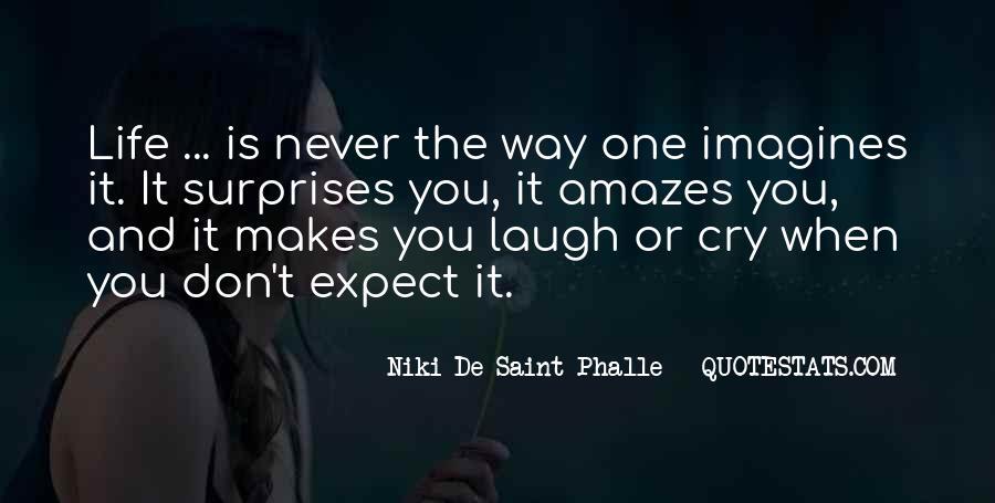 Quotes About Niki De Saint Phalle #543030