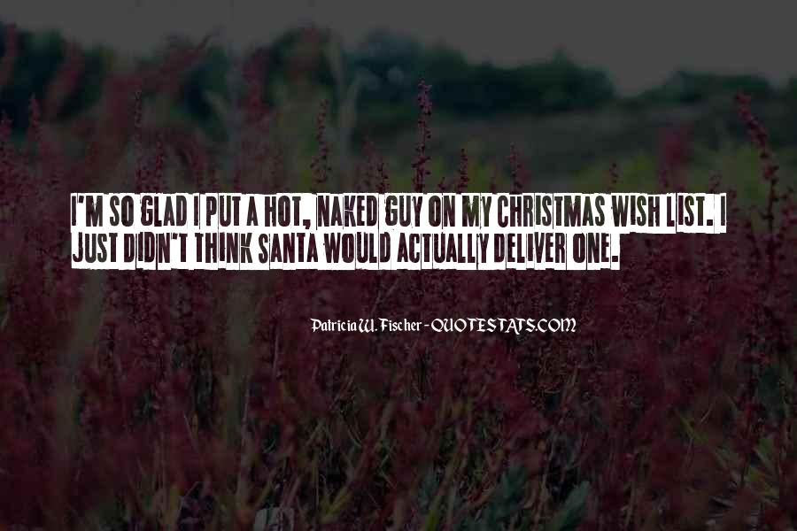 A Wish For Christmas Quotes #1806267