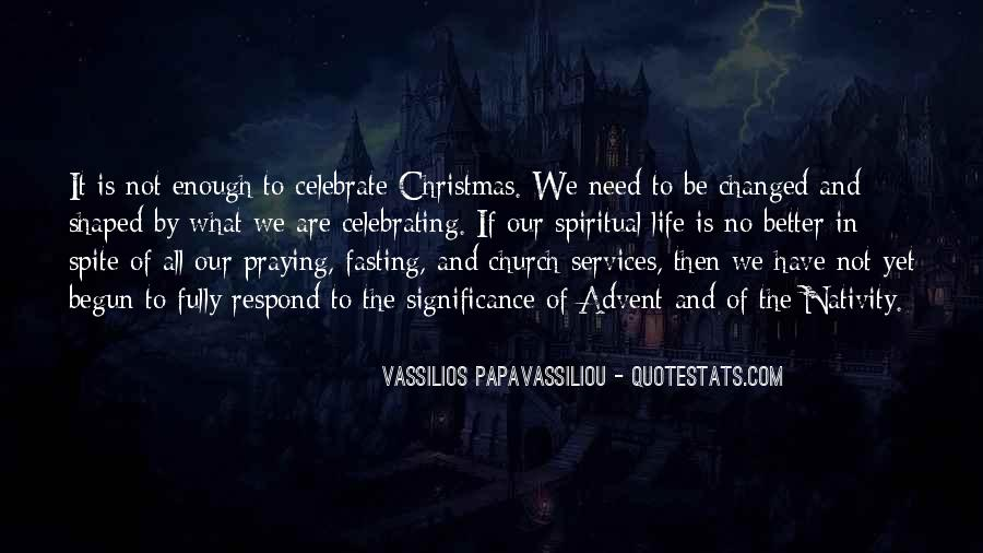 A Wish For Christmas Quotes #2253