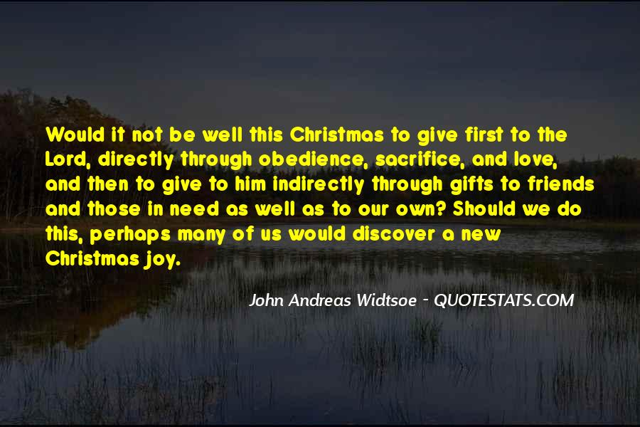 A Wish For Christmas Quotes #2736