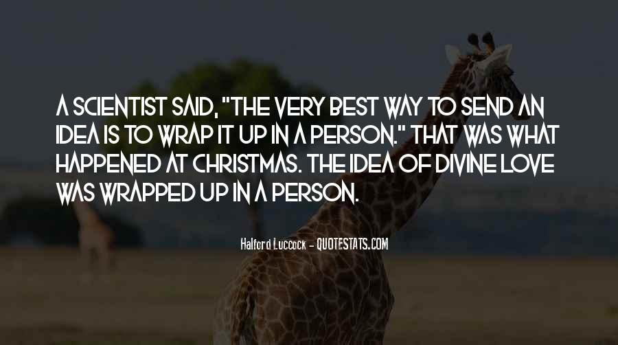 A Wish For Christmas Quotes #7497