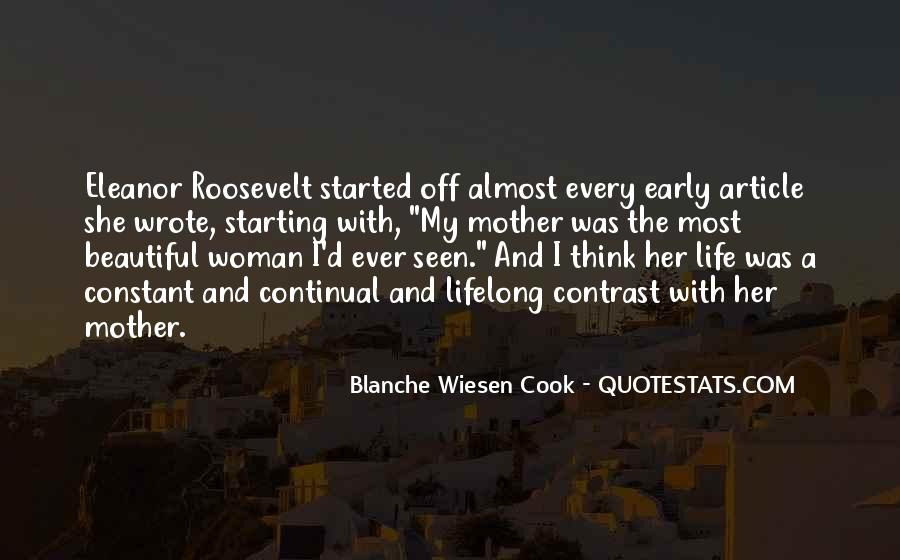 A Woman Who Can't Cook Quotes #1136230