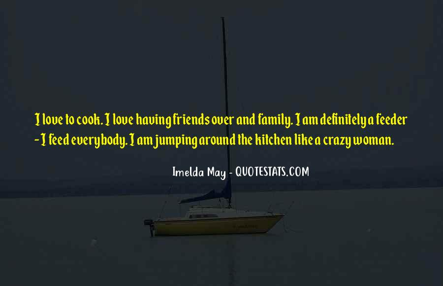 A Woman Who Can't Cook Quotes #1230147