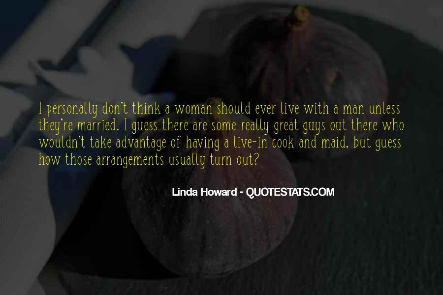 A Woman Who Can't Cook Quotes #34947