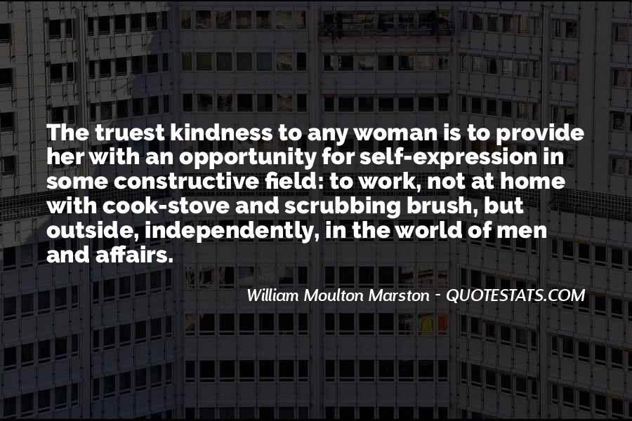 A Woman Who Can't Cook Quotes #752302