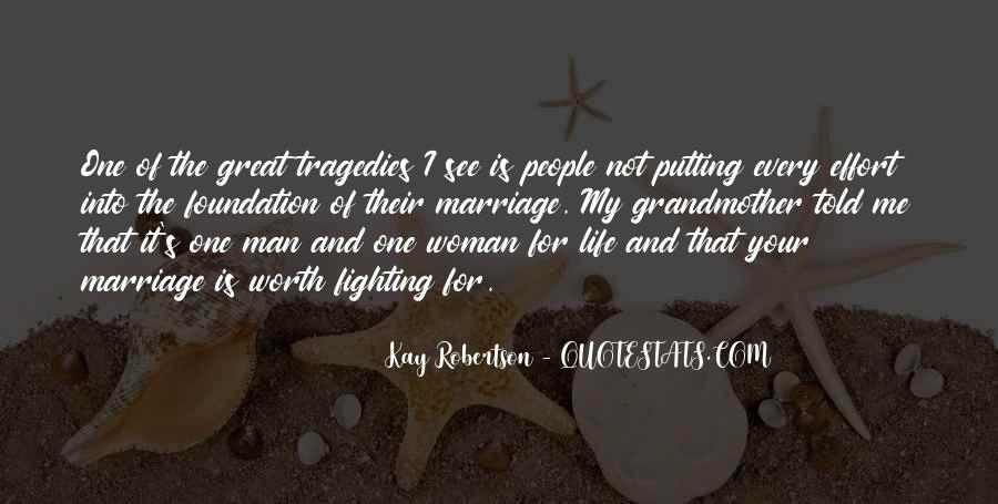 A Woman Worth Fighting For Quotes #423202