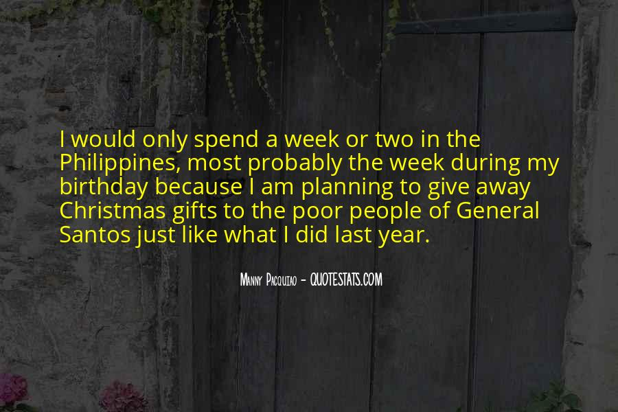 A Year Birthday Quotes #1370777