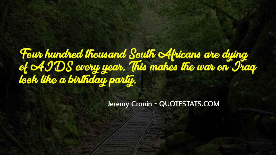 A Year Birthday Quotes #147149