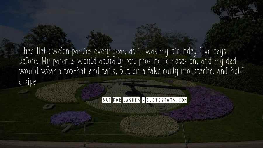 A Year Birthday Quotes #1587374