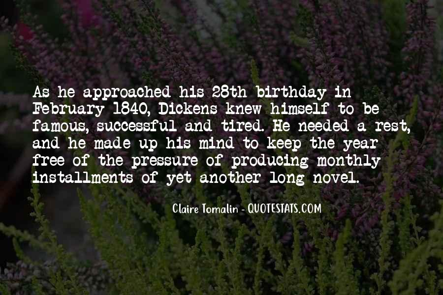 A Year Birthday Quotes #175652