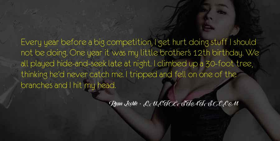 A Year Birthday Quotes #298003