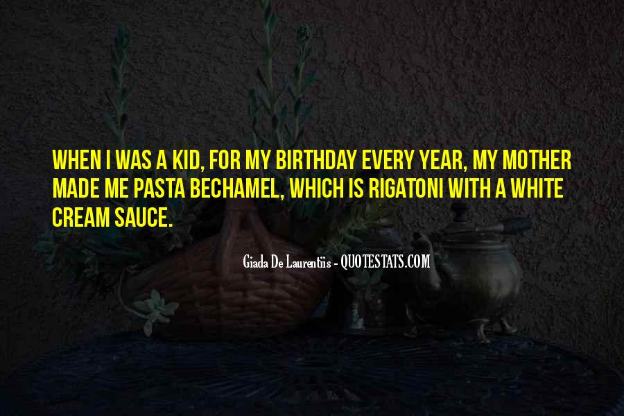 A Year Birthday Quotes #466221