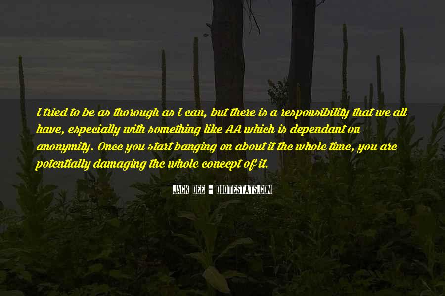 Aa Anonymity Quotes #48152