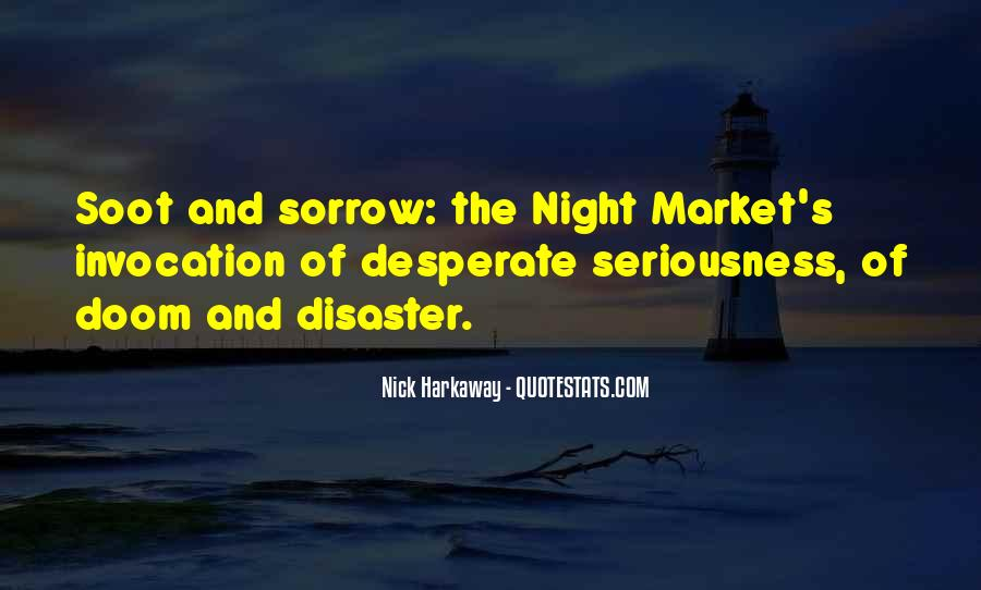 Quotes About Night Market #250370