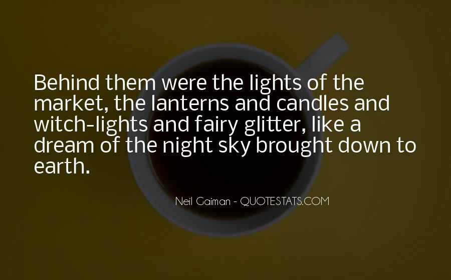 Quotes About Night Market #810925