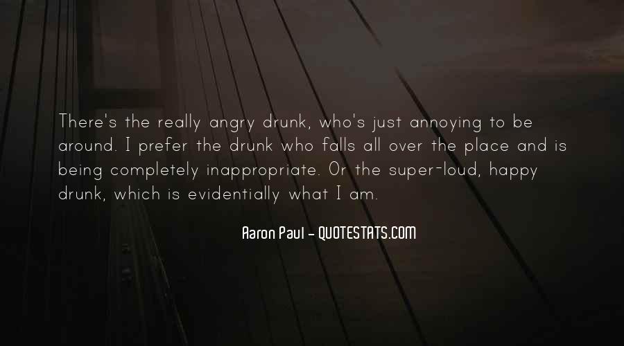 Aaron Paul Best Quotes #300648