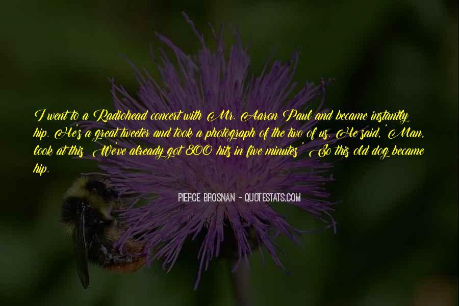 Aaron Paul Best Quotes #423147