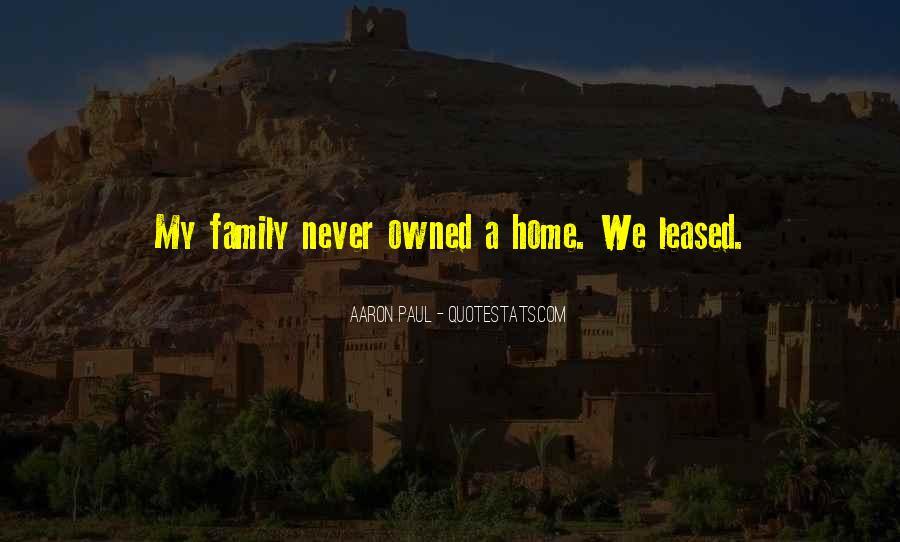 Aaron Paul Best Quotes #436965