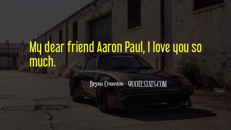 Aaron Paul Best Quotes #443363