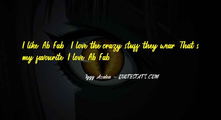 Ab Fab Quotes #498139