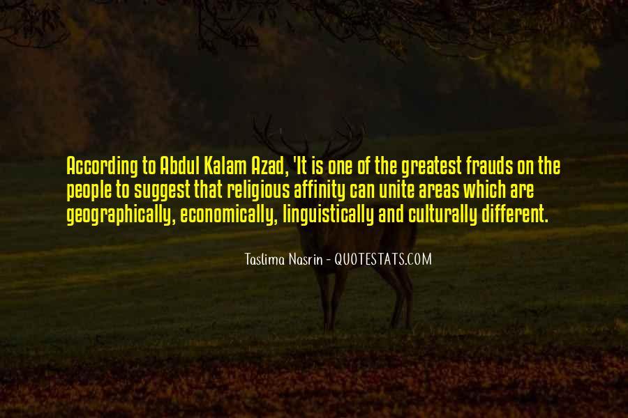 Abdul Kalam Azad Quotes #951377