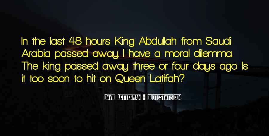 Abdullah Ii Quotes #1004426