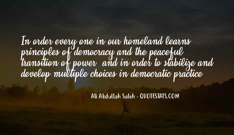 Abdullah Ii Quotes #1056891