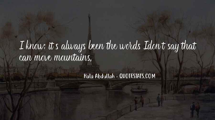 Abdullah Ii Quotes #1070029