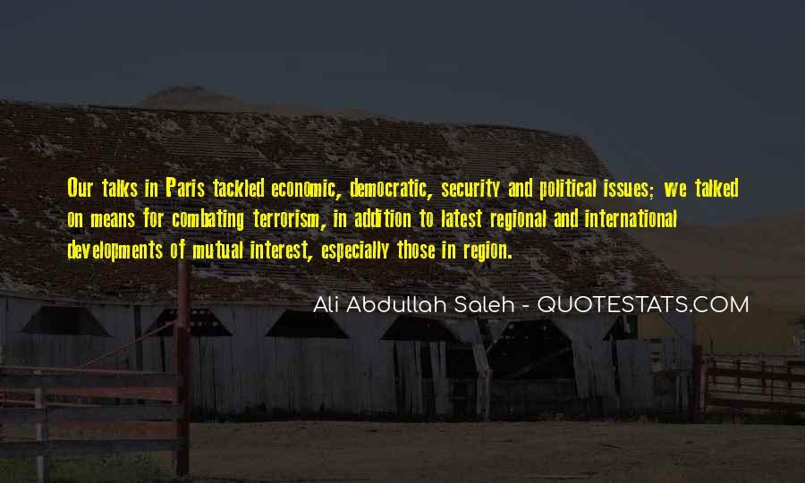 Abdullah Ii Quotes #1115958