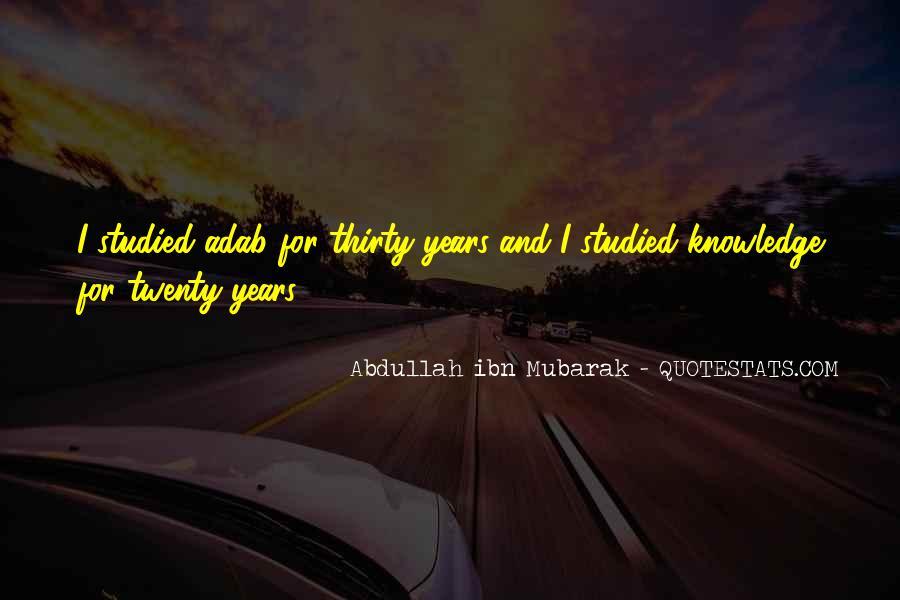 Abdullah Ii Quotes #117498