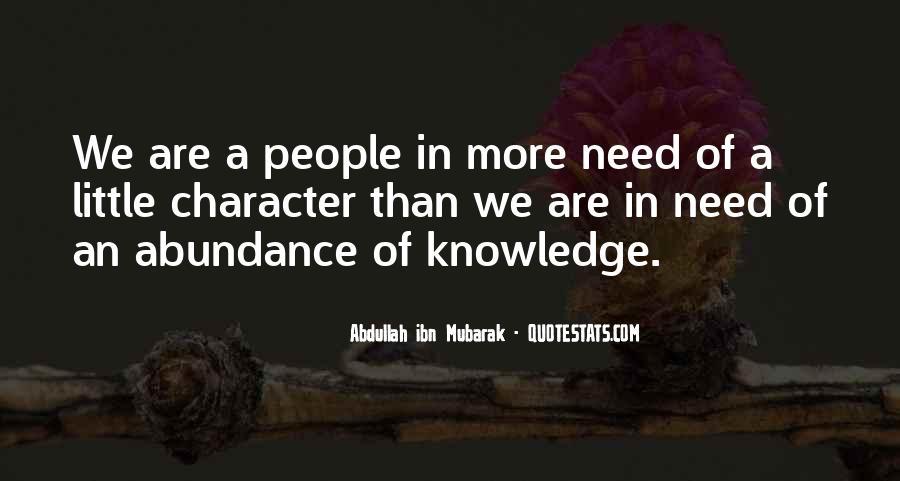 Abdullah Ii Quotes #203675