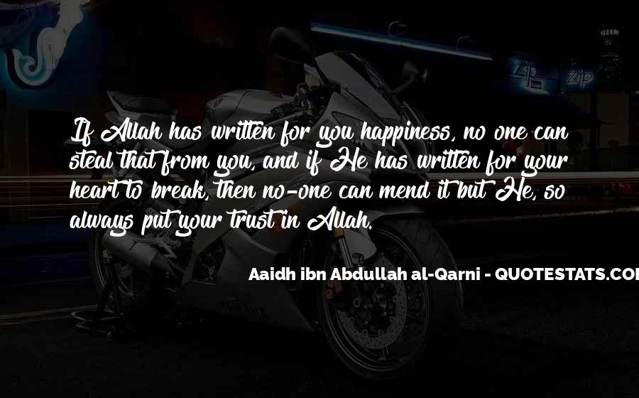 Abdullah Ii Quotes #549641