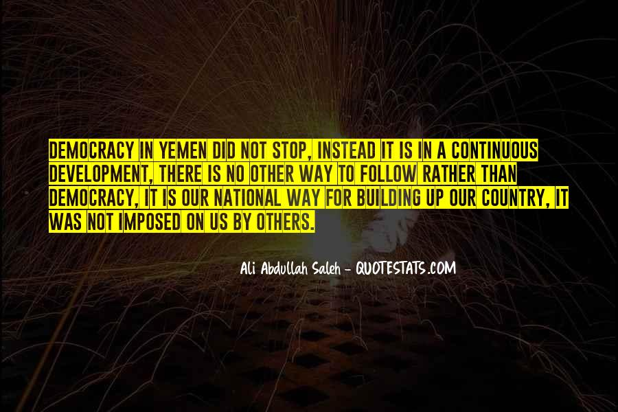 Abdullah Ii Quotes #595732
