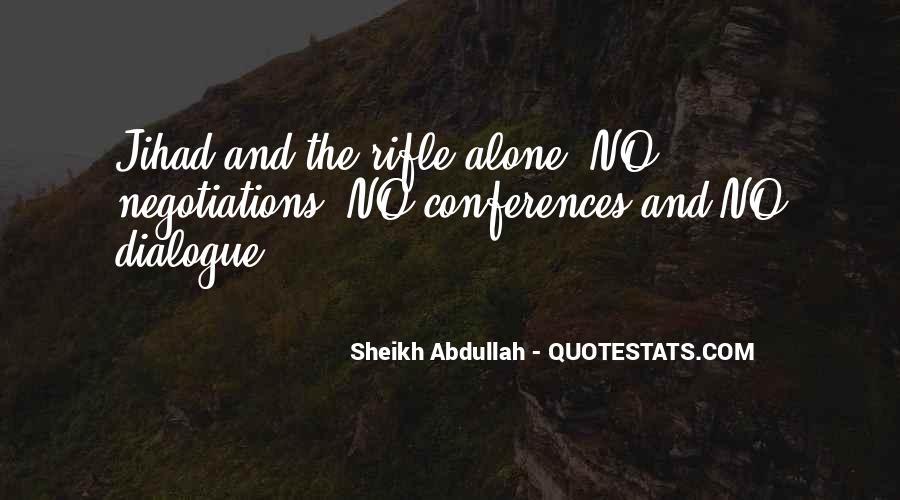 Abdullah Ii Quotes #733201