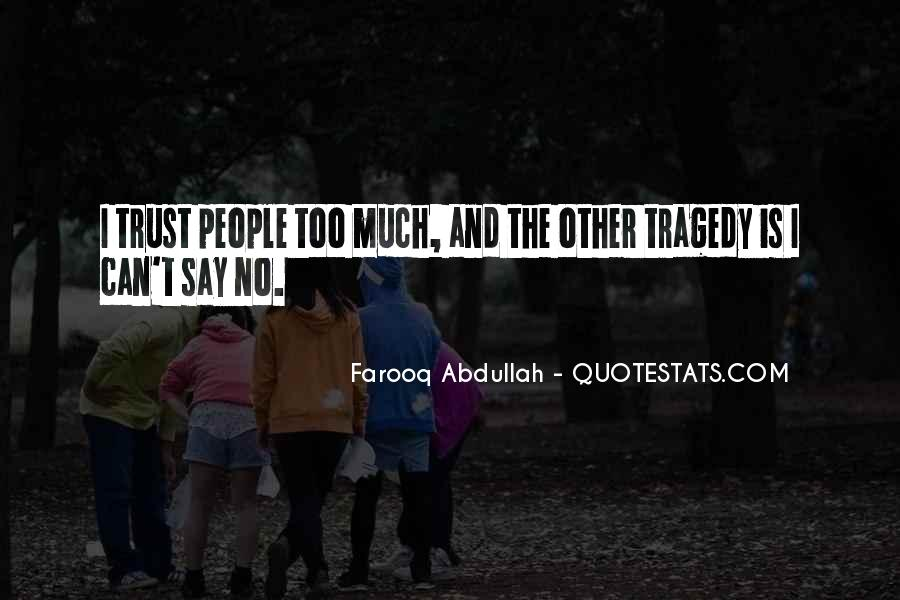 Abdullah Ii Quotes #85881
