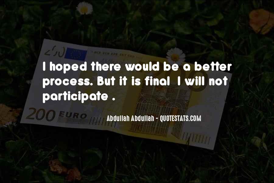 Abdullah Ii Quotes #866685