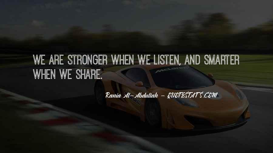 Abdullah Ii Quotes #971091