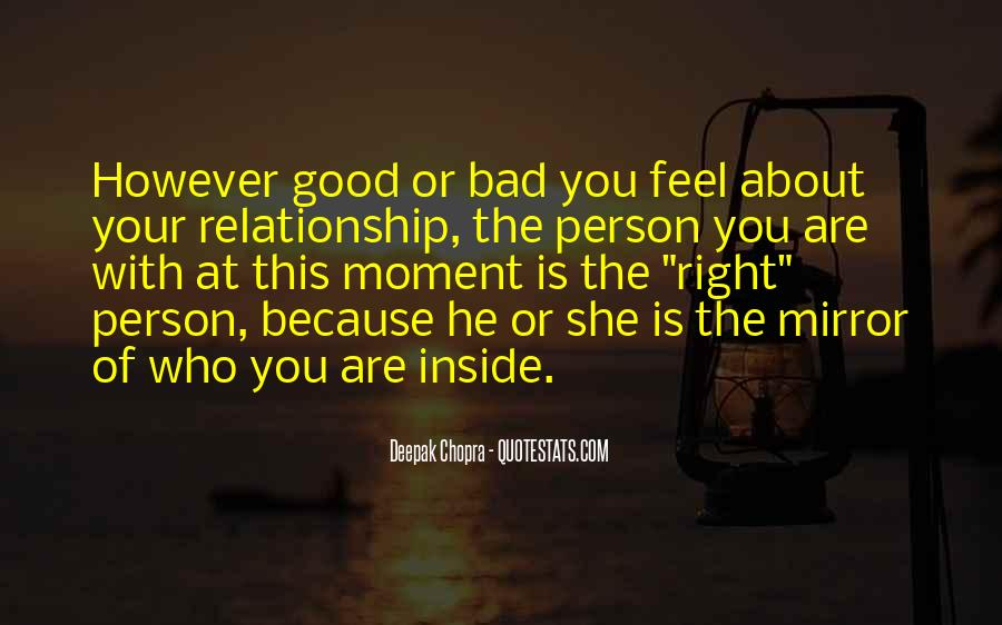 About Bad Relationship Quotes #118886